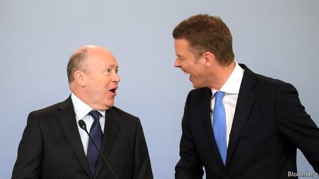 The Economist quotes Frontline Analysts on Deutsche Bank